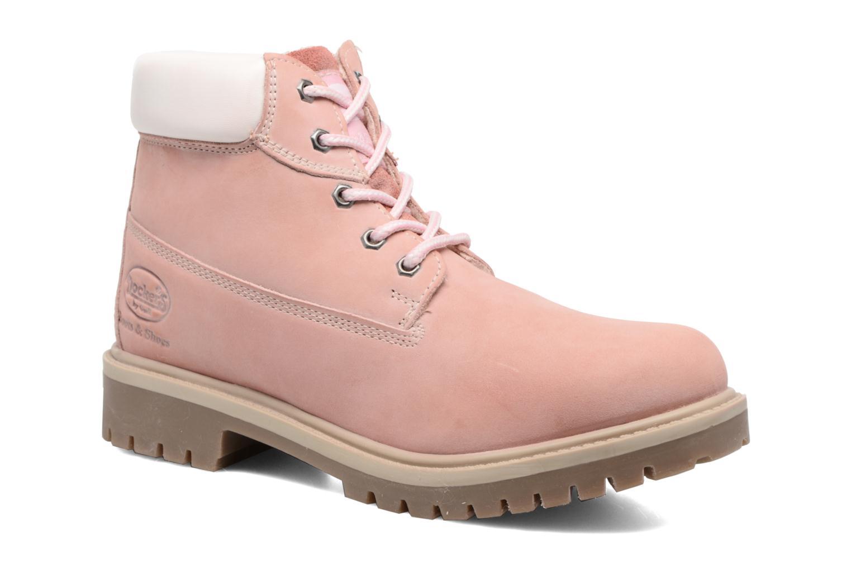 Dockers Klara (Rose) - Bottines et boots chez Sarenza (302384)