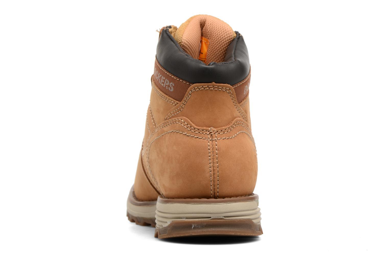 Bottines et boots Dockers Klaus Marron vue droite