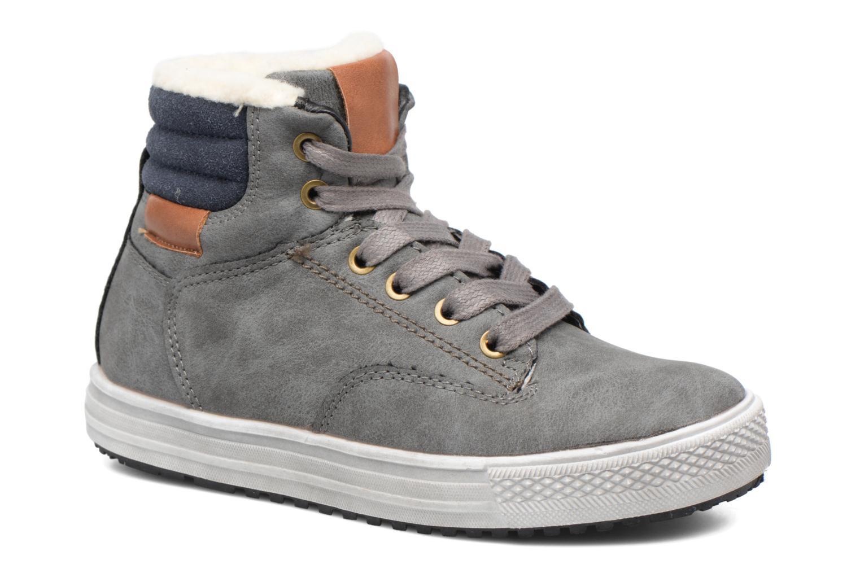 I Love Shoes - Kinder - KELLIF - Stiefeletten & Boots - grau Bz2lRnI1I