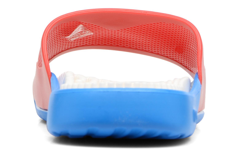 Chaussures de sport Arena Marco X Grip Box+Hook Rouge vue droite