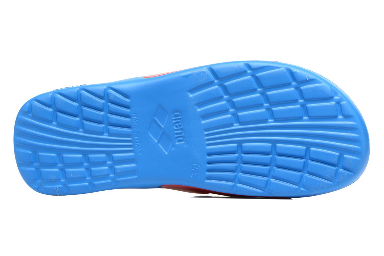 Chaussures de sport Arena Marco X Grip Box+Hook Rouge vue haut