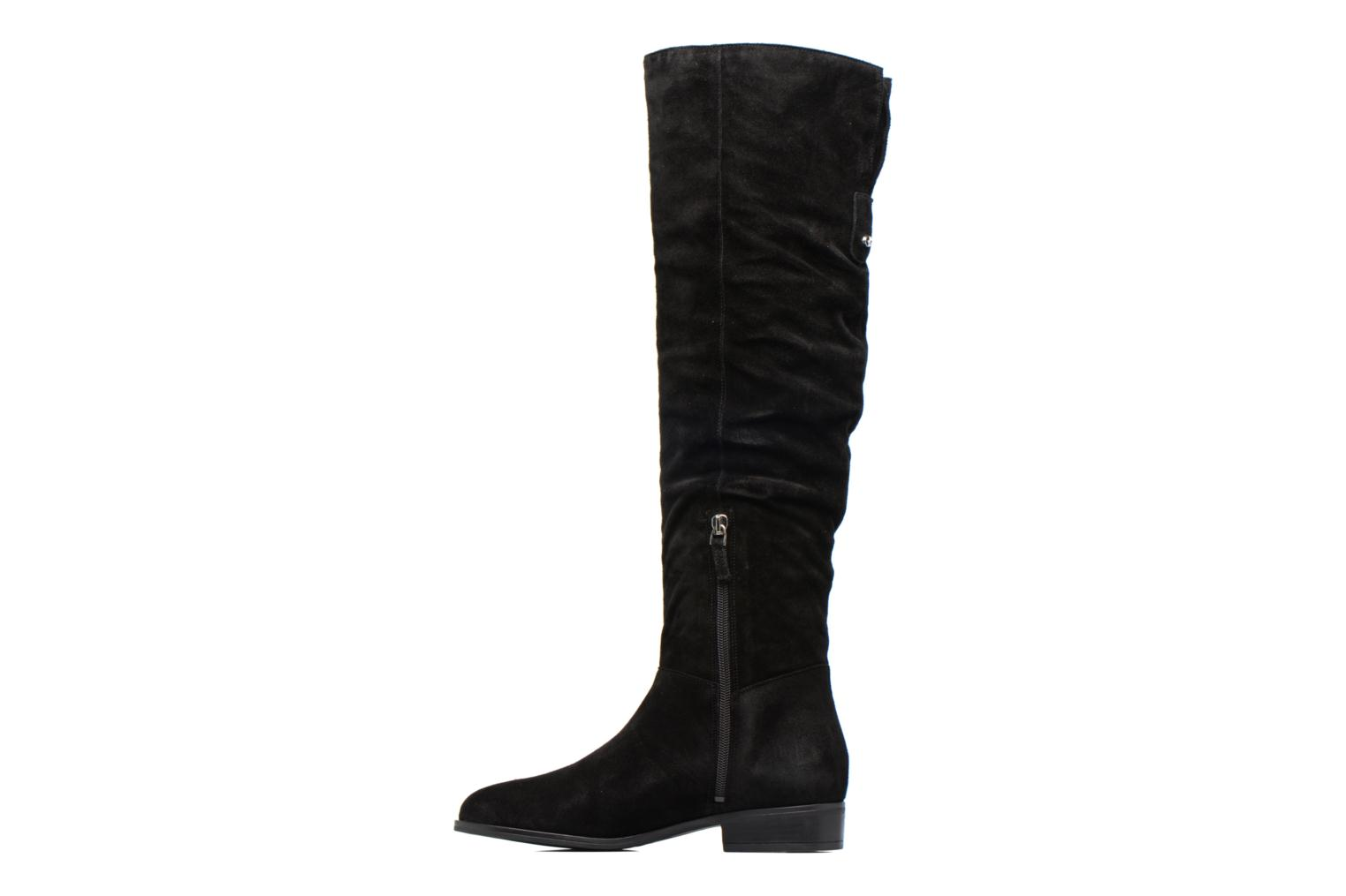Boots & wellies Guess DELEA Black front view