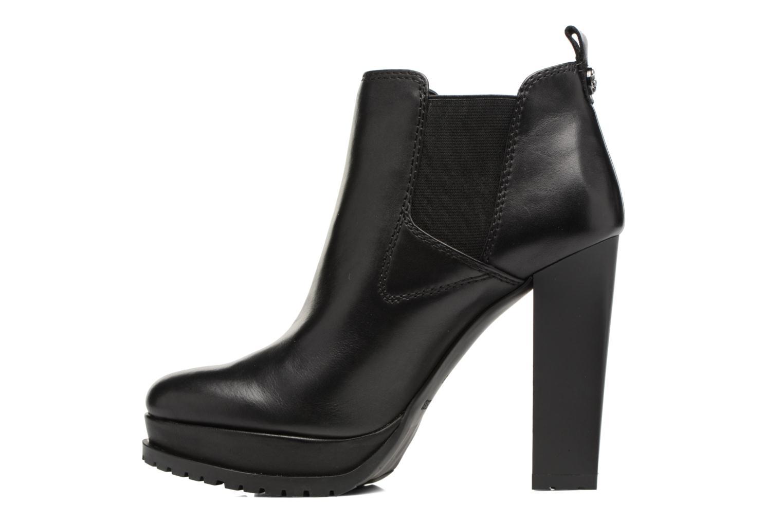 Bottines et boots Guess RITA Noir vue face