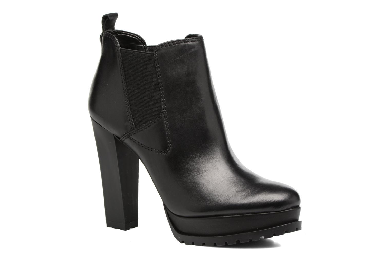 Grandes descuentos últimos zapatos Guess RITA (Negro) - Botines  en Más cómodo