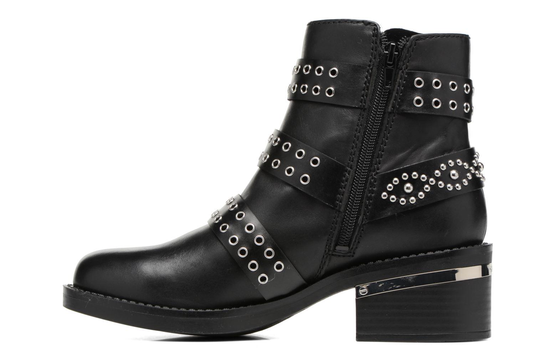 Bottines et boots Guess FIFII Noir vue face
