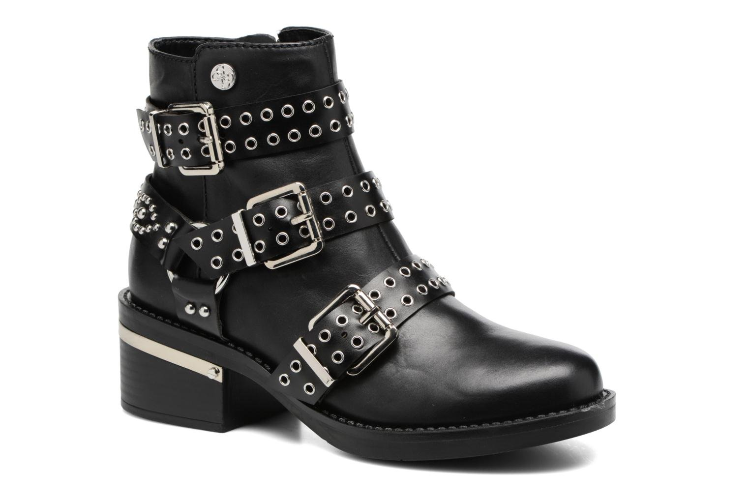 Marques Chaussure luxe femme Guess femme Funtime2 Black