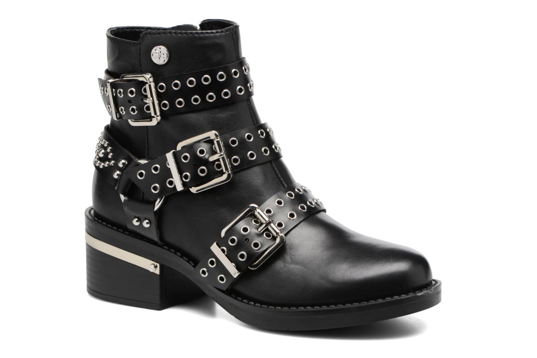 Bottines et boots Guess FIFII Noir vue détail/paire