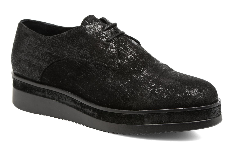 Sweet Lemon L.16.Saba (Noir) Chaussures à lacets chez