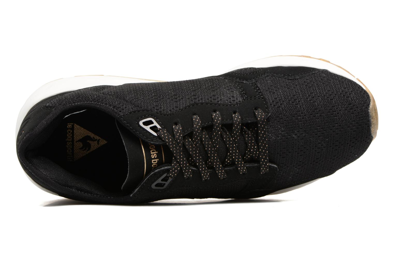 Baskets Le Coq Sportif LCS R9XT Noir vue gauche