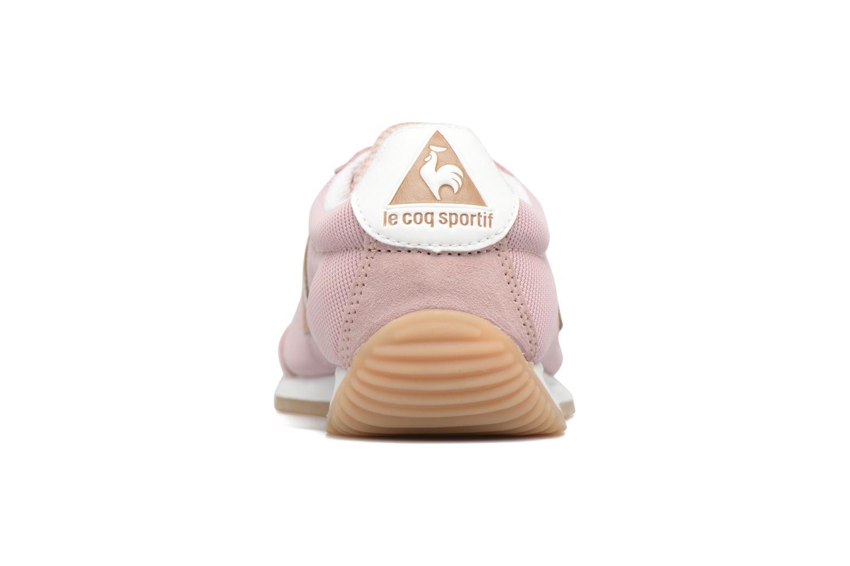Sneakers Le Coq Sportif Quartz W Rosa immagine destra