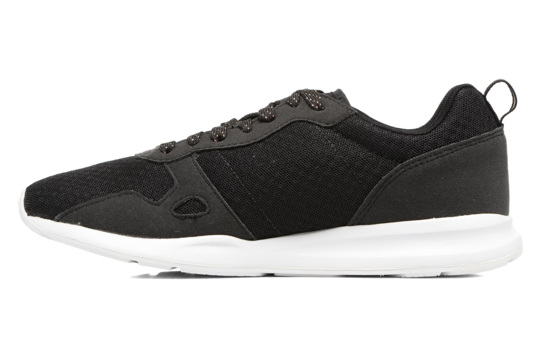 Sneakers Le Coq Sportif LCS R600 Zwart voorkant