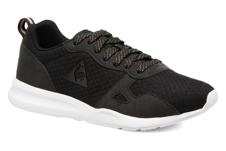 Sneakers Le Coq Sportif LCS R600 Zwart detail