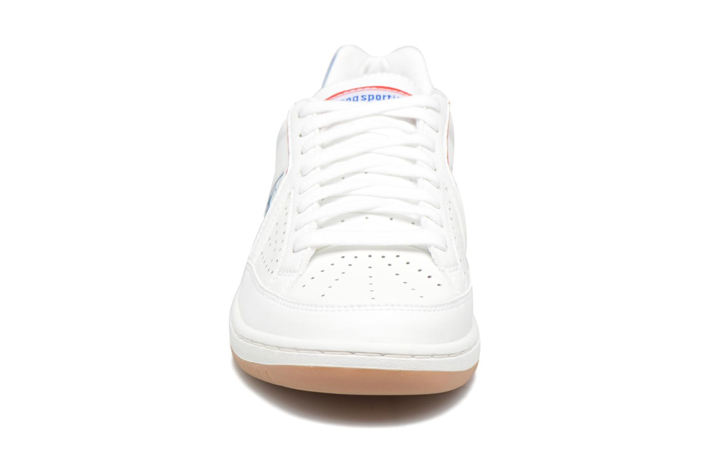 Baskets Le Coq Sportif Icons Blanc vue portées chaussures