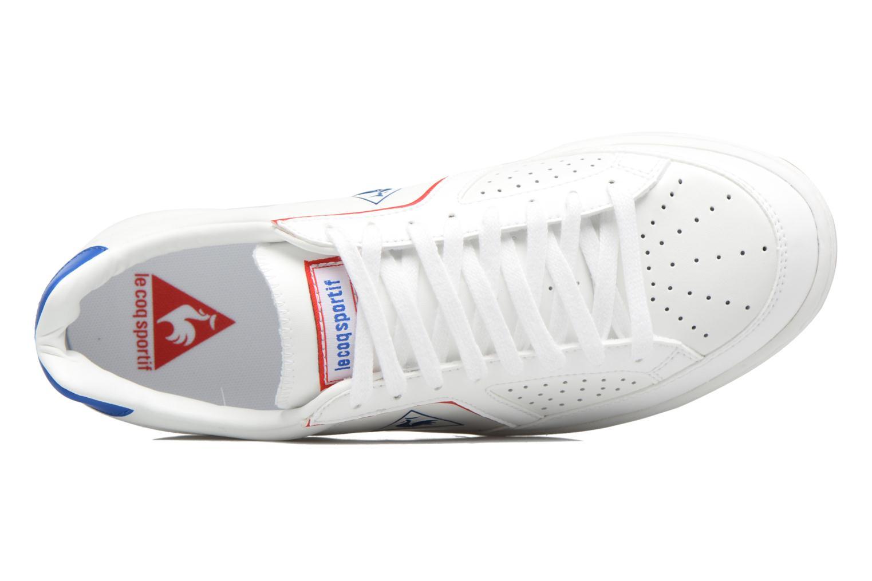 Baskets Le Coq Sportif Icons Blanc vue gauche