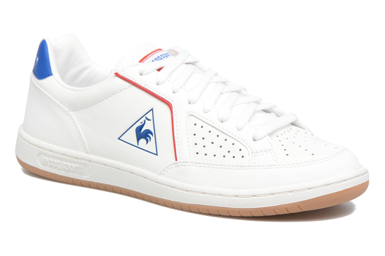 Baskets Le Coq Sportif Icons Blanc vue détail/paire