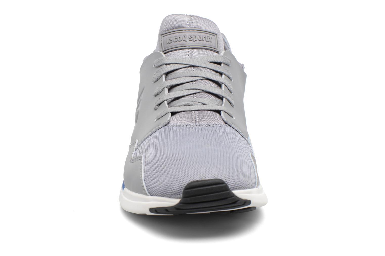 Baskets Le Coq Sportif LCS R Pure Gris vue portées chaussures