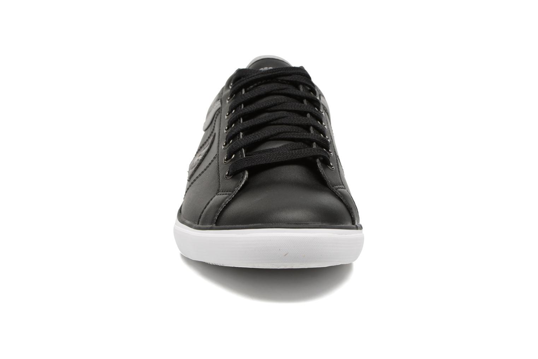 Baskets Le Coq Sportif Saint Dantin Gris vue portées chaussures