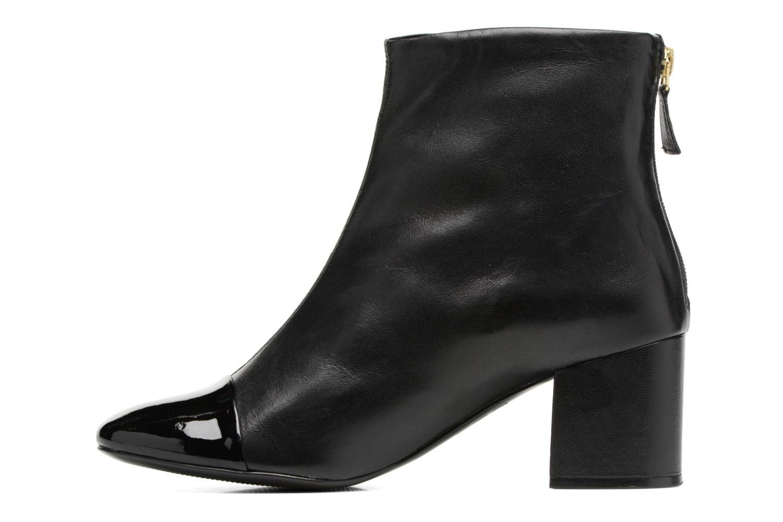 Bottines et boots COSMOPARIS ADYA Noir vue face