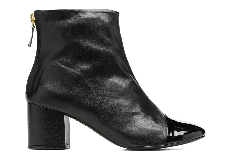 Bottines et boots COSMOPARIS ADYA Noir vue derrière