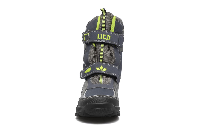 Chaussures de sport LICO Samuel V Bleu vue portées chaussures