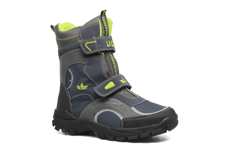 Chaussures de sport LICO Samuel V Bleu vue détail/paire