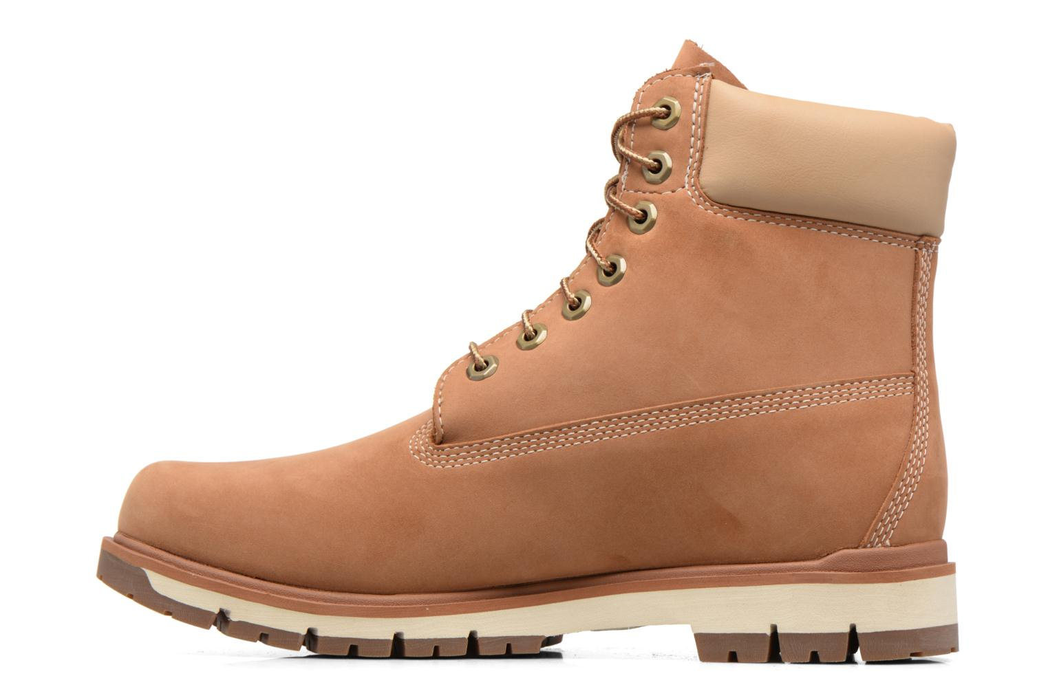 "Bottines et boots Timberland Radford 6"" Boot WP Marron vue face"