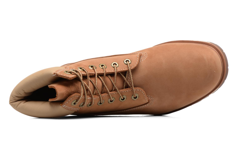 """Stiefeletten & Boots Timberland Radford 6"""" Boot WP braun ansicht von links"""