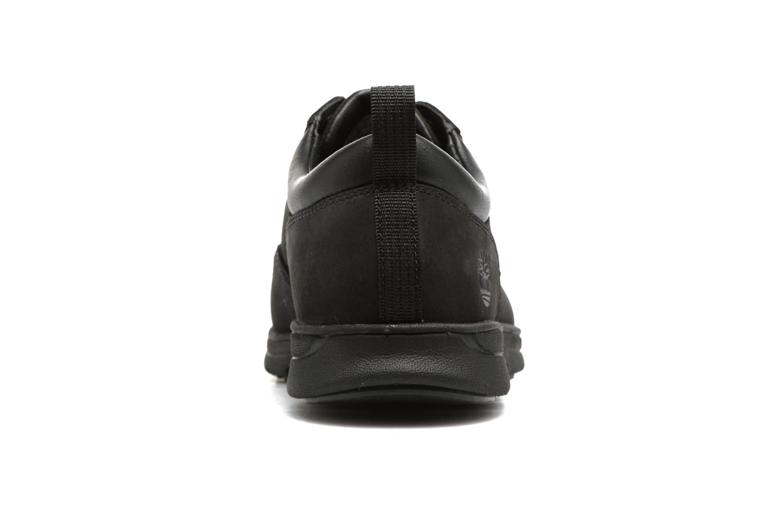 Sneakers Timberland Bradstreet 5 Eye Ox Nero immagine destra