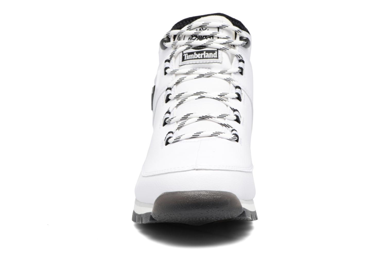Bottines et boots Timberland Euro Sprint Sport Blanc vue portées chaussures