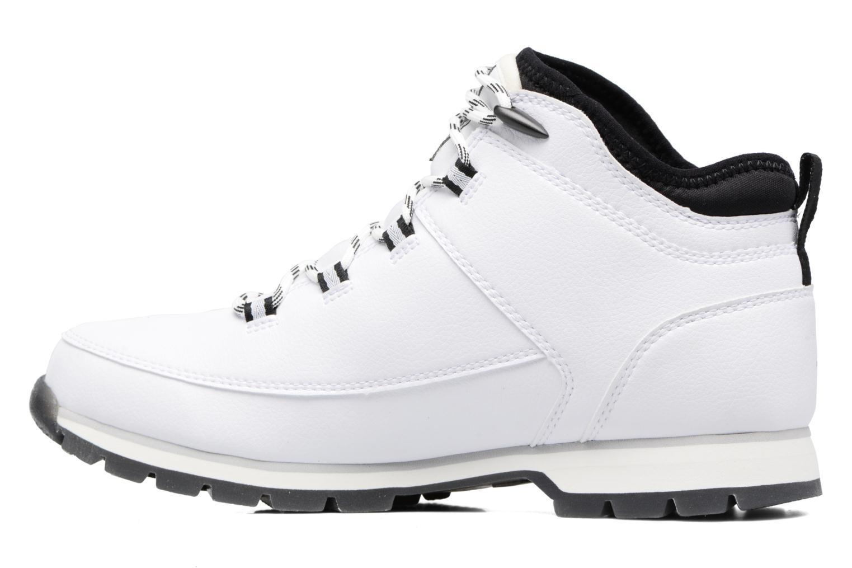 Bottines et boots Timberland Euro Sprint Sport Blanc vue face