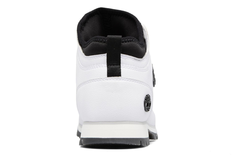Bottines et boots Timberland Euro Sprint Sport Blanc vue droite