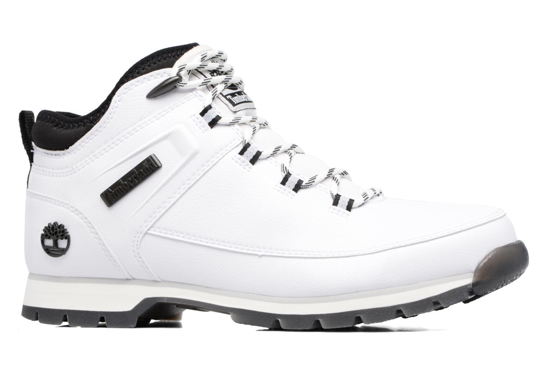 Bottines et boots Timberland Euro Sprint Sport Blanc vue derrière