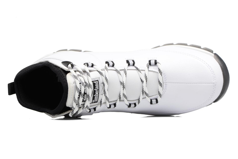 Bottines et boots Timberland Euro Sprint Sport Blanc vue gauche