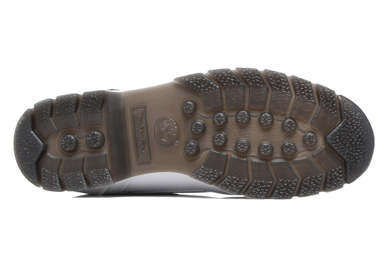 Bottines et boots Timberland Euro Sprint Sport Blanc vue haut