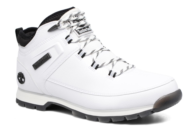 Bottines et boots Timberland Euro Sprint Sport Blanc vue détail/paire