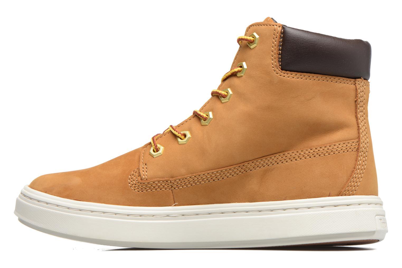 Sneaker Timberland Londyn 6 Inch braun ansicht von vorne