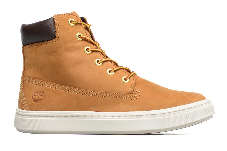 Sneaker Timberland Londyn 6 Inch braun ansicht von hinten
