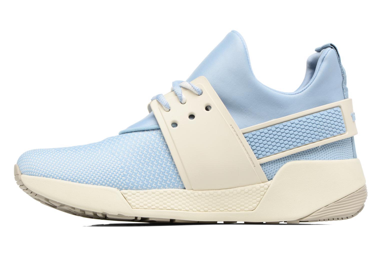 Sneaker Timberland Kiri Up blau ansicht von vorne