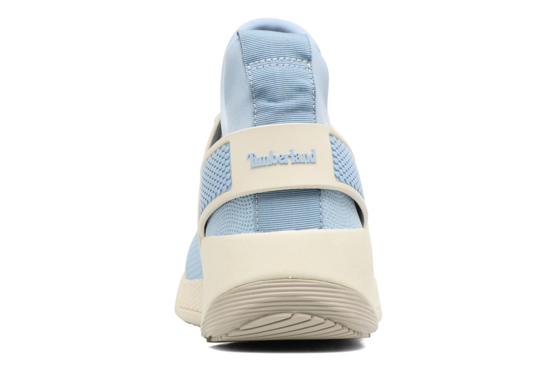 Sneaker Timberland Kiri Up blau ansicht von rechts