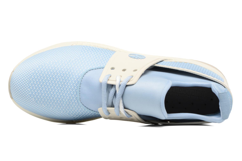 Sneaker Timberland Kiri Up blau ansicht von links