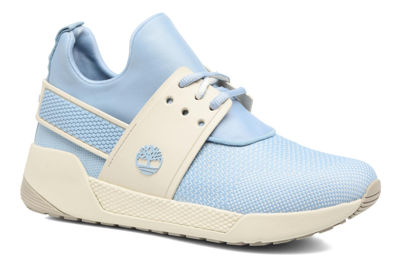 Sneaker Timberland Kiri Up blau detaillierte ansicht/modell
