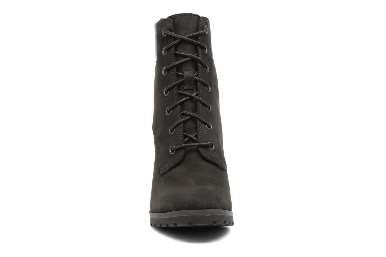 Bottines et boots Timberland Allington 6in Lace Up Noir vue portées chaussures