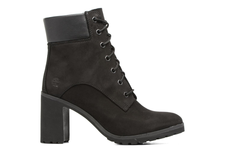 Bottines et boots Timberland Allington 6in Lace Up Noir vue derrière