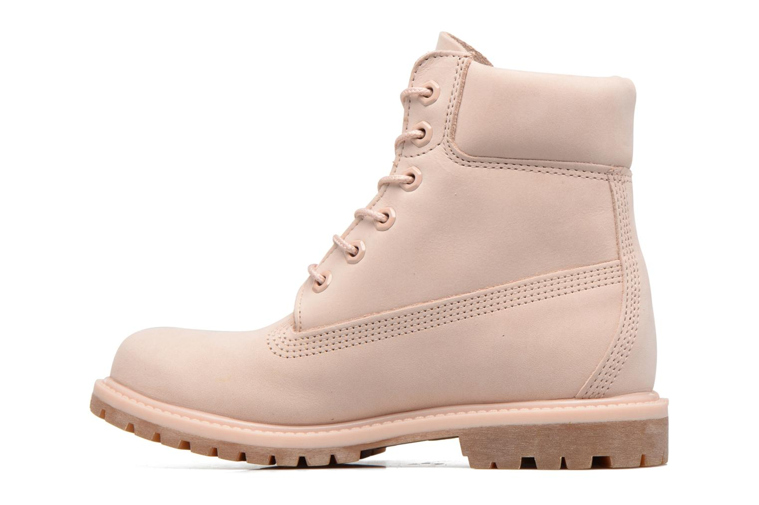 Bottines et boots Timberland 6in Premium Boot - W Rose vue face