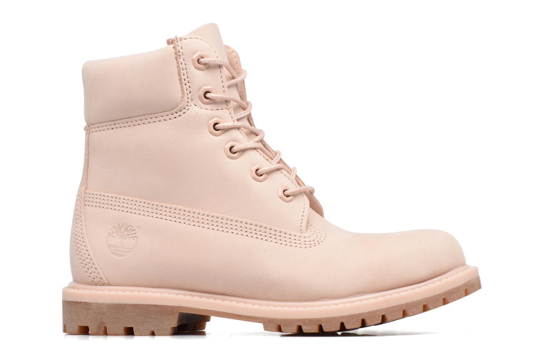 Bottines et boots Timberland 6in Premium Boot - W Rose vue derrière