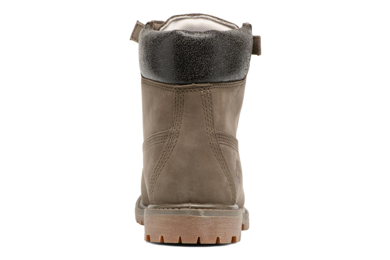 Bottines et boots Timberland 6in Premium Boot - W Vert vue droite
