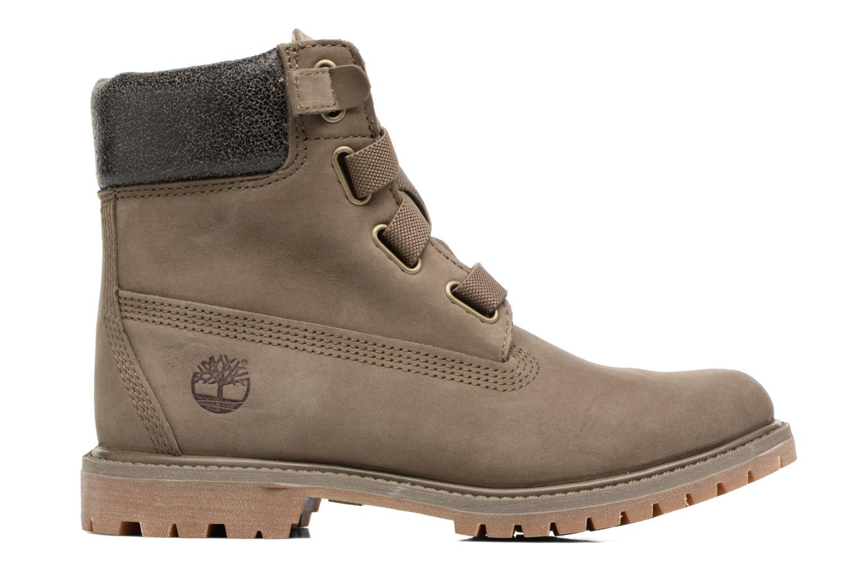 Bottines et boots Timberland 6in Premium Boot - W Vert vue derrière