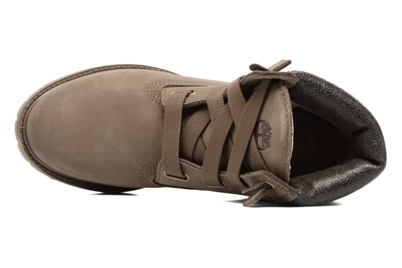 Bottines et boots Timberland 6in Premium Boot - W Vert vue gauche