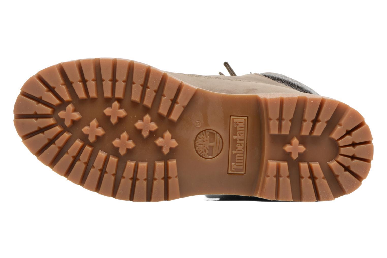 Bottines et boots Timberland 6in Premium Boot - W Vert vue haut