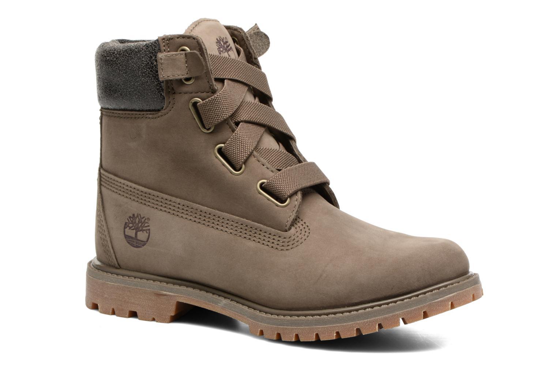 Stiefeletten & Boots Timberland 6in Premium Boot - W grün detaillierte ansicht/modell